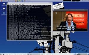 Me TV Ubuntu 8.10