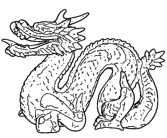Stanford Dragon