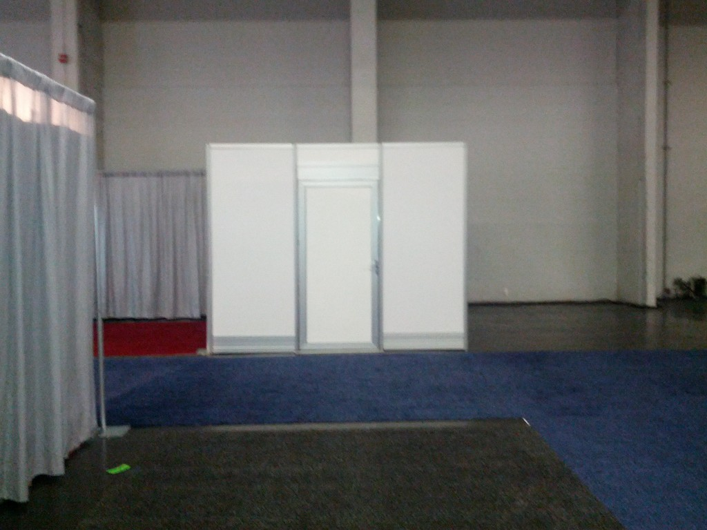 The most exciting booth at the SIGGRAPH exhibitor floor