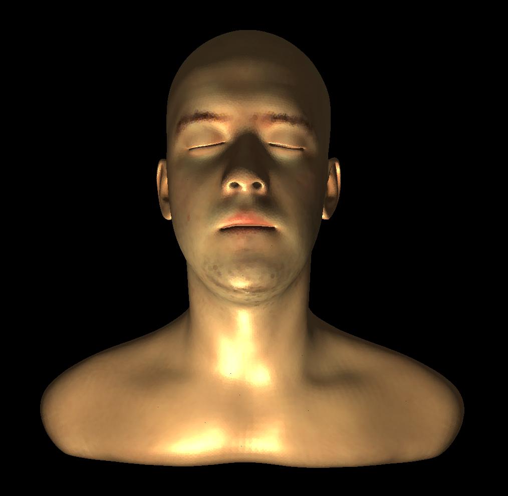 Head Render