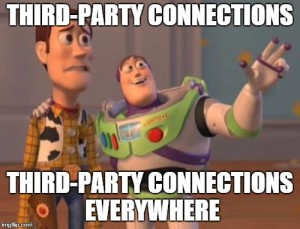 Third Party Connections Meme